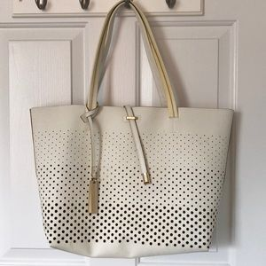 Vince Camuto 100% genuine leather tote